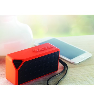 Haut-parleurs Bluetooth rectangulaire