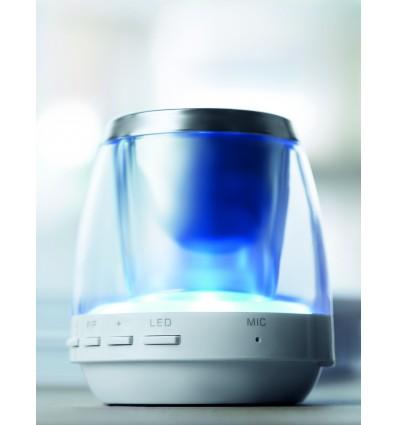 Enceinte bluetooth lumière 2.1