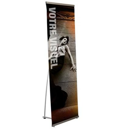 Porte affiche