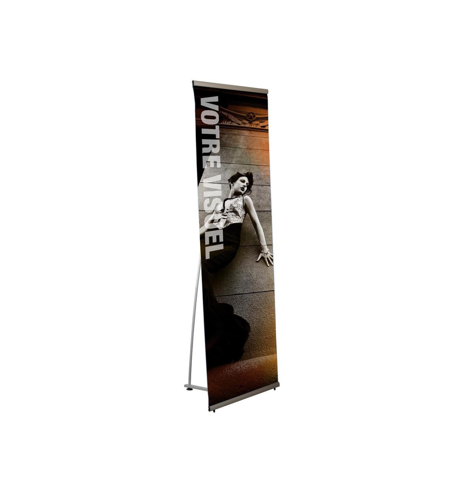 Porte affiche conomique mon presentoir for Porte affiche exterieur