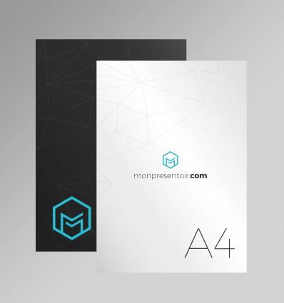 Pack impression visuel A4