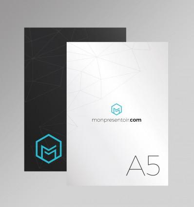 Pack impression visuel A5