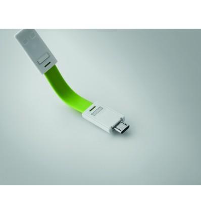 Porte-clés micro USB